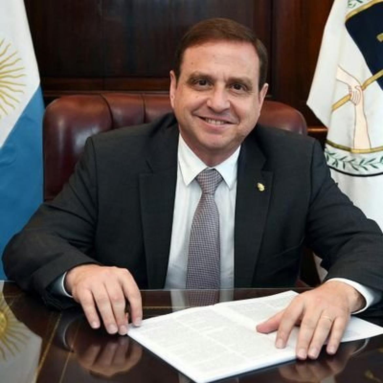 Senador Nacional Guillermo Snopek