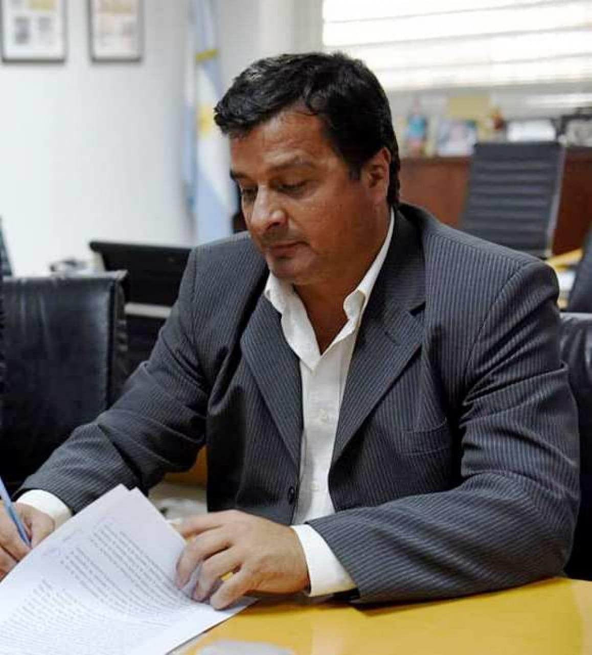 Diputado Nacional Marcelo Casaretto
