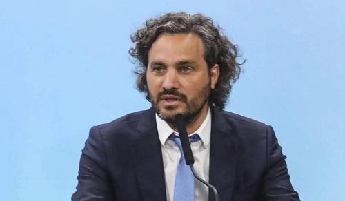 Santiago Cafiero expondrá en la Cámara de Diputados