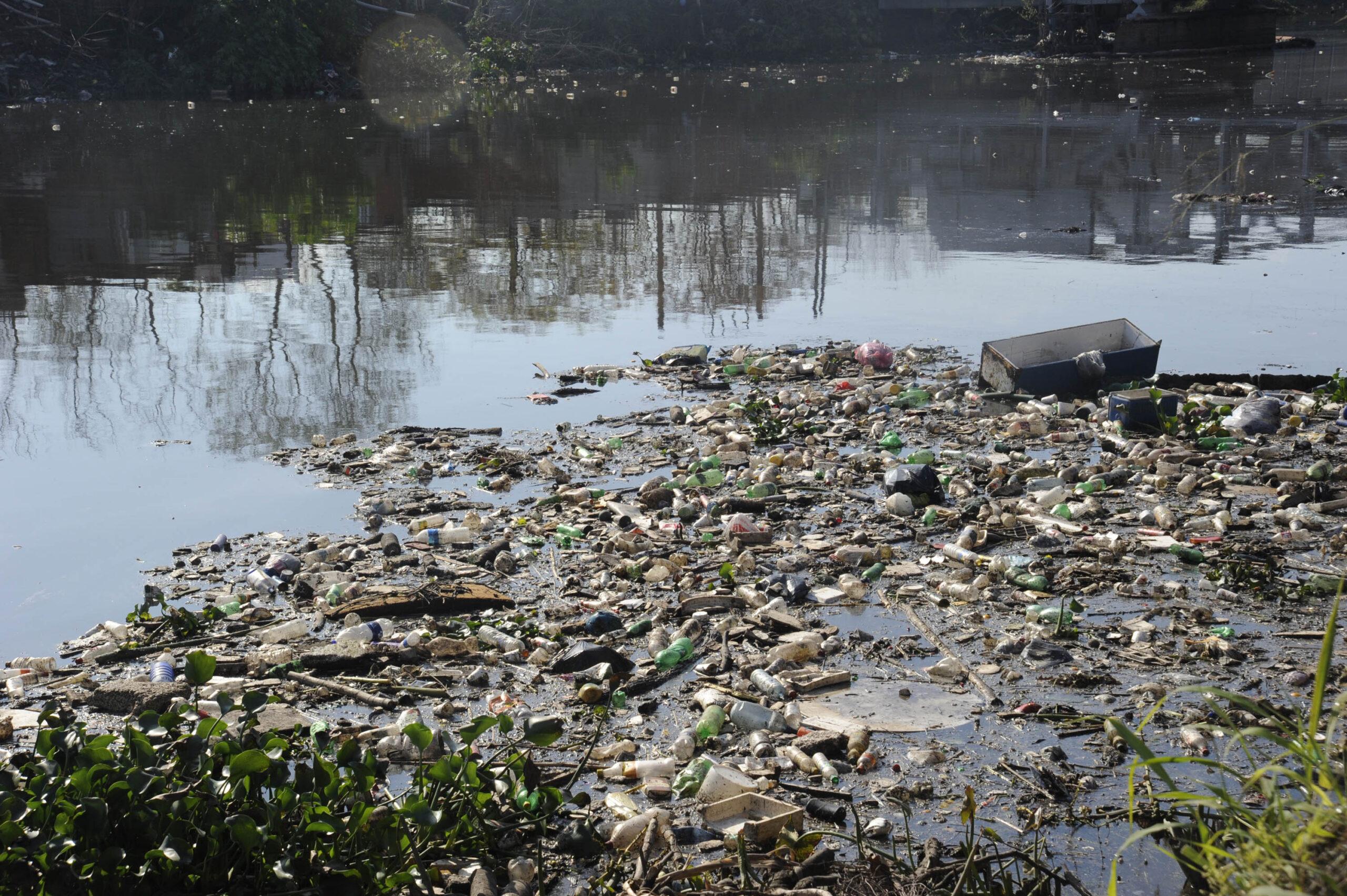 Contaminación en el Riachuelo