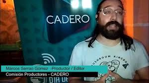 Marcos Serrao Gómez, de la Cámara Argentina de Radios Online