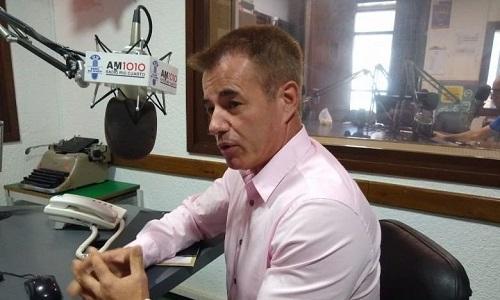 Marcelo Ljubich, candidato a Intendente en Río Cuarto por la Ucede