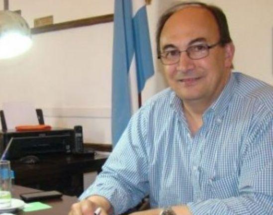Intendente de Saladillo José Luis Salomón