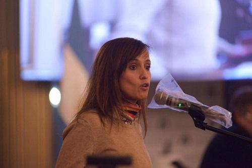 Vicepresidenta de la Comisión de Ambiente de la Legislatura porteña, Cecilia Segura