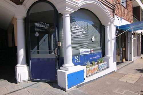 Oficina del Centro Municipal de Discapacidad