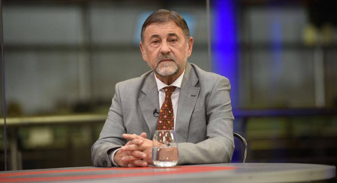 Carlos Caserio, senador nacional