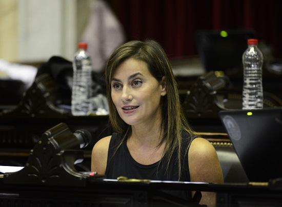 Diputada nacional por Santa Fe Vanesa Massetani