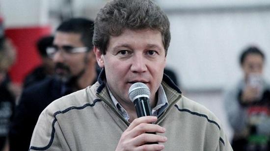 Gustavo Melella, gobernador de la provincia de Tierra del Fuego, Antártida e Islas del Atlántico Sur