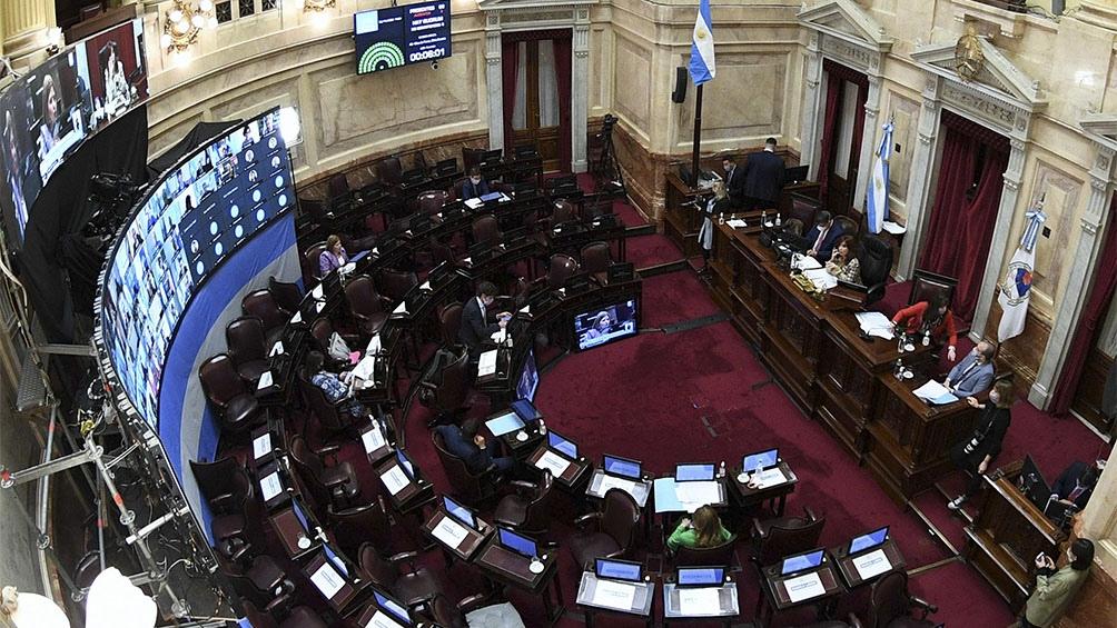 El proyecto fue aprobado en la madrugada del miércoles en la Cámara de Diputados, tras un debate de trece horas.
