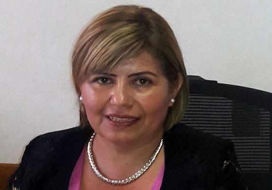 Senadora nacional Clara Vega