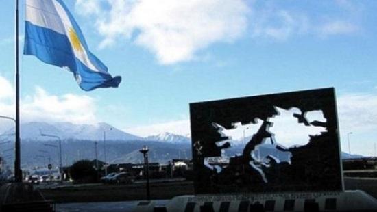 Bicentenario del primer izamiento de la bandera argentina en las islas Malvinas