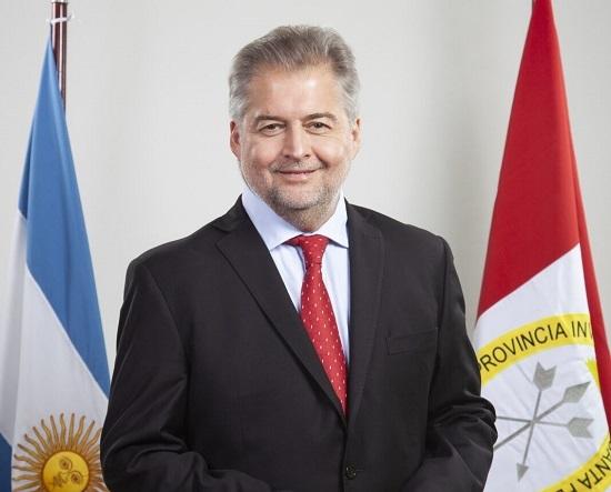 Senador nacional Roberto Mirabella
