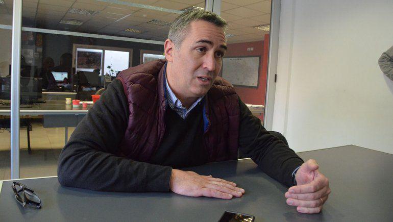 Diputado nacional por Neuquén Francisco Sánchez