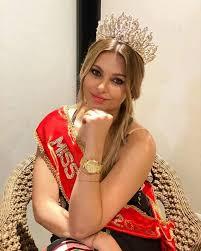 Miss Belleza Mundial Argentina 2020, Micaela Rodríguez