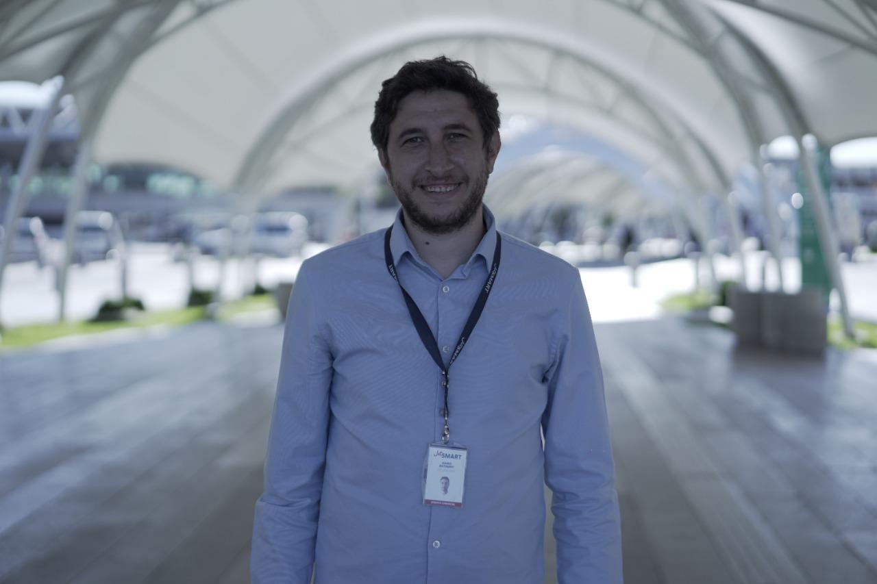 Darío Ratinoff, gerente comercial de Jetsmart