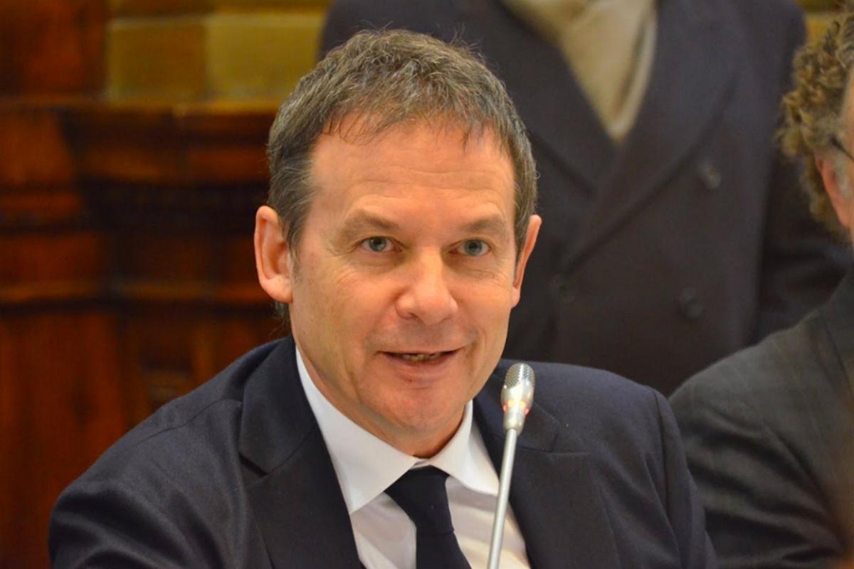 El senador nacional de Juntos por el Cambio Eduardo Costa