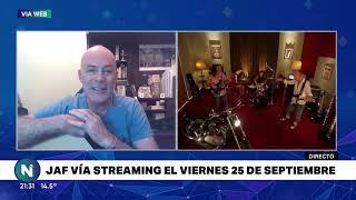 Show de JAF por streaming