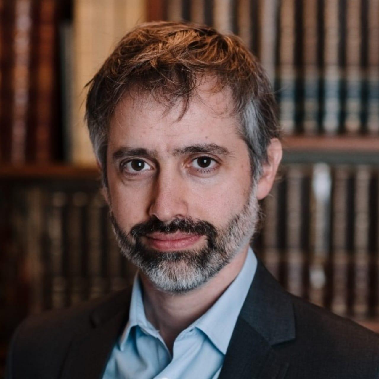 David Cohen Sub secretario de Asuntos políticos e institucionales de la Legislatura de CABA