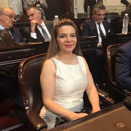 Gladys Medina, diputada nacional por Tucumán
