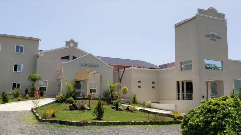 La fachada del nuevo hotel de 5 estrellas en La Plata